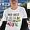 Thumbnail: Let Me Take an Elfie t shirt