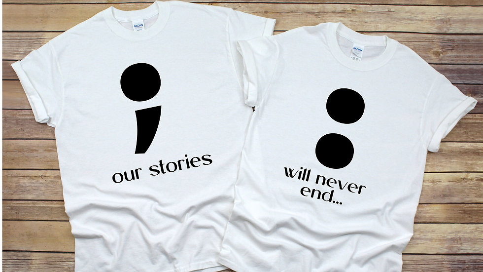 Couple Bundle- Our Stories will Never End