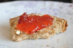 Grapefruit and Cranberry Marmalade