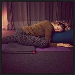 Prenatal restorative posture