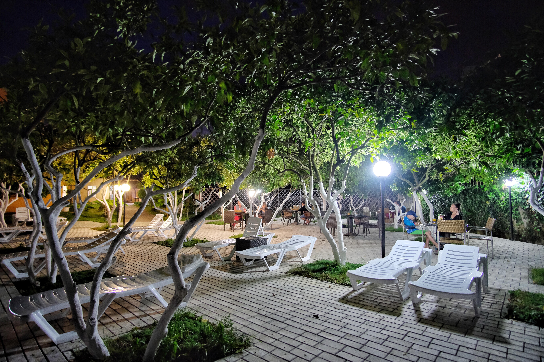 Абхазия Отель ПАПА сад