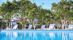 Отель ПАПА бассейн