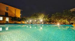Отель ПАПА бассейн Абхазия