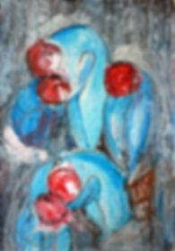 Eloise Raab paintings