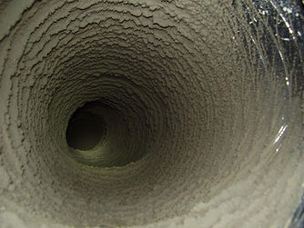 Dust in Vent