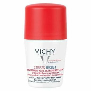 VICHY DEO ROLL STRESS RESIST(RED)50ML 324001