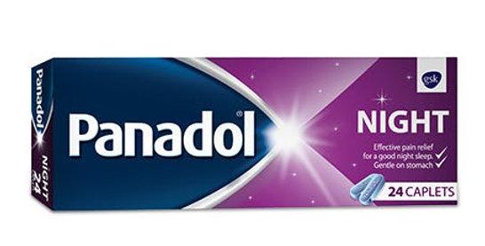 PANADOL NIGHT TAB 24'S *