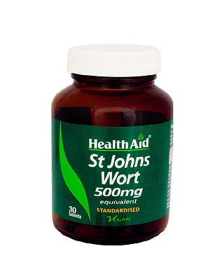 Health Aid ST JOHN WORT 30 TABLETS