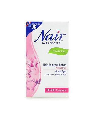 NAIR HAIR REM. LOTION ROSE 120ML