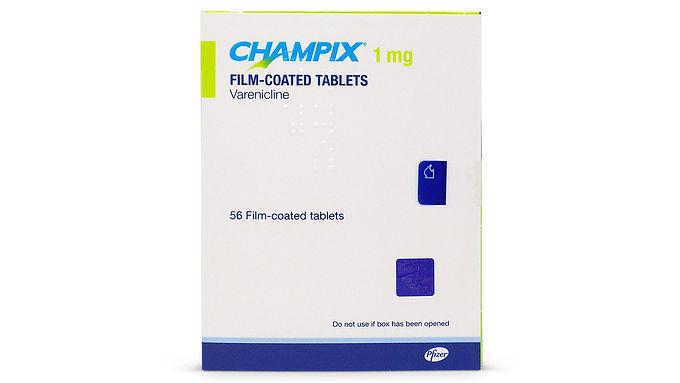 CHAMPIX 1MG TAB's 28 X 2