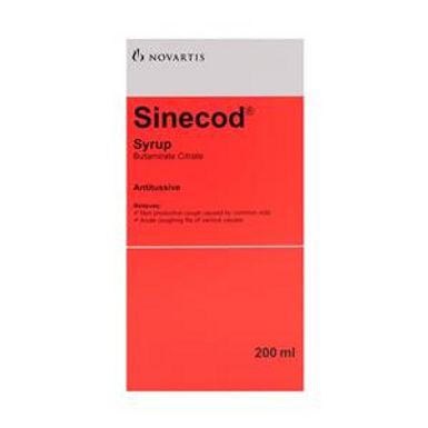 SINECOD SYRUP 200ML