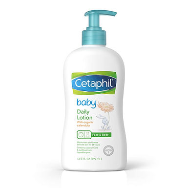 CETAPHIL BABY CALENDULA DAILY LOTION 400ML