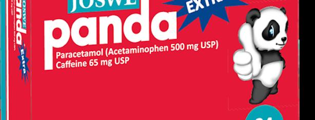 PANDA EXTRA CAP 24`S