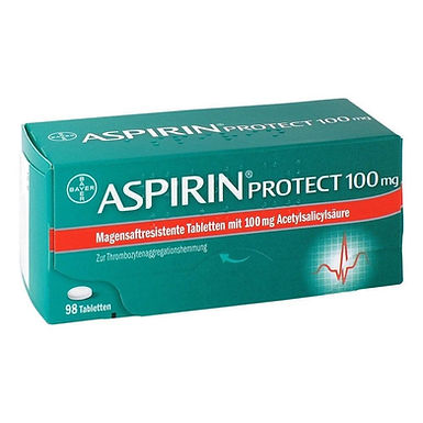 ASPIRIN PROTECT 100MG 90 TABLETS