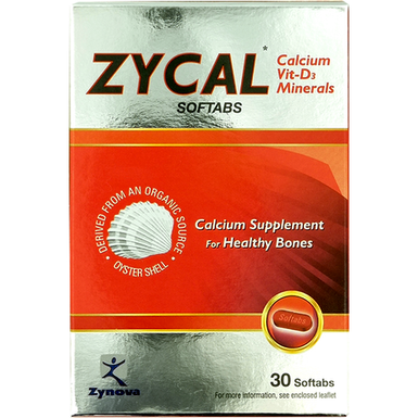 ZYCAL 30 TABLETS