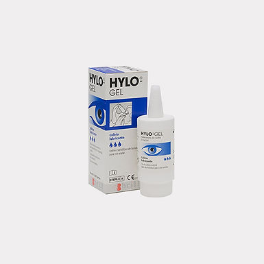 HYLO GEL EYE DROPS 10ML