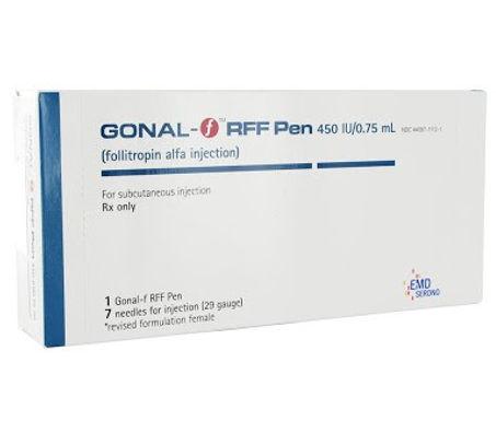 GONAL-F 75 AMPOULE