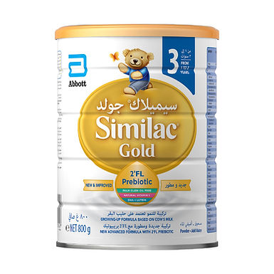 SIMILAC GOLD 3 800G