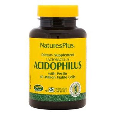 NATURES PLUS ACIDOPHILUS V 90 CAPSULES