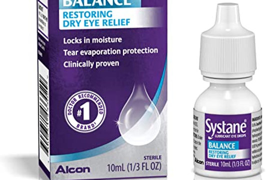 SYSTANE BALANCE LUBRI. EYE DROPS 10ML