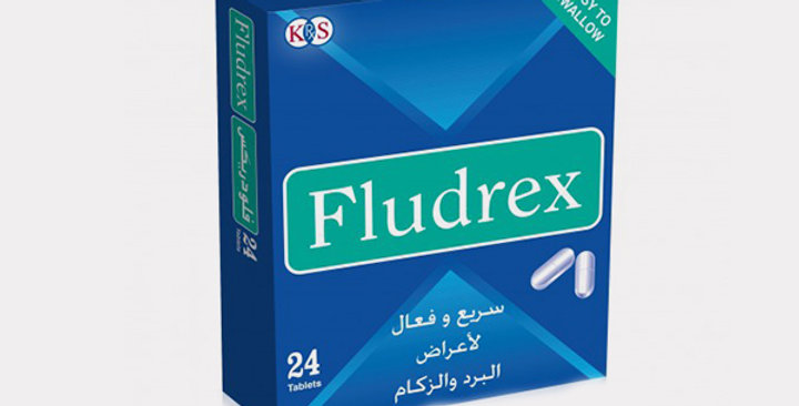 FLUDREX TAB 24'S
