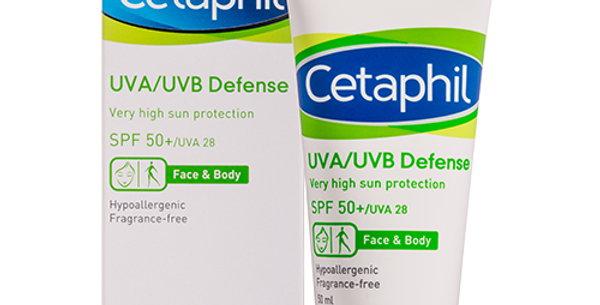 GALDERMA CETAPHIL UV DEFENSE SPF 50+ 50GM