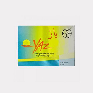 YAZ TAB 28'S