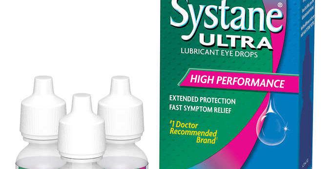 SYSTANE ULTRA EYE DROPS 10 ML