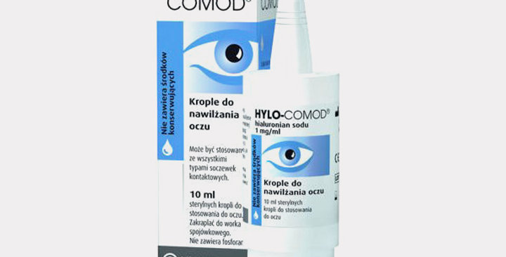HYLO COMOD EYE DROP 10ML