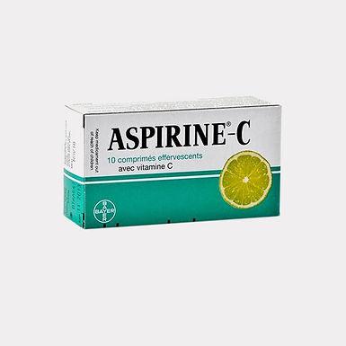 ASPIRIN C EFF. TAB 10'S