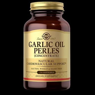 SOLGAR GARLIC OIL PERLES 100 CAPSULES