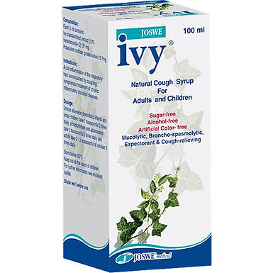 IVY COUGH SYRUP 100ML