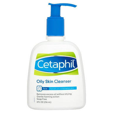 GALDERMA CETAPHIL OILY SKIN CLEANSER 236 ML