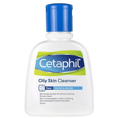 GALDERMA CETAPHIL OILY SKIN CLEANSER 125 ML