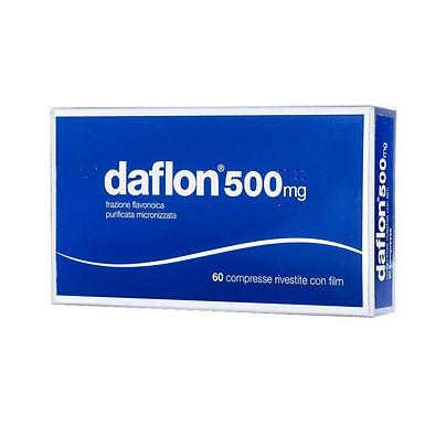 DAFLON 500MG 30 TABLETS