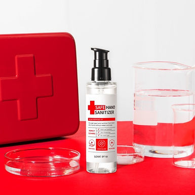 safe hand sanitizer  90 ml