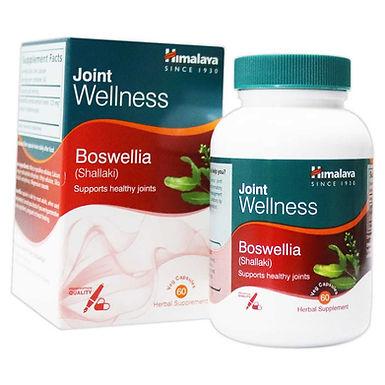 HIMALAYA BOSWELLIA 125MG 60 CAPSULES