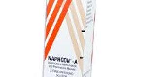 NAPHCON A E/DROPS 15ML *