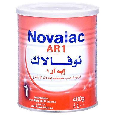 NOVALAC AR 1 MILK 400G