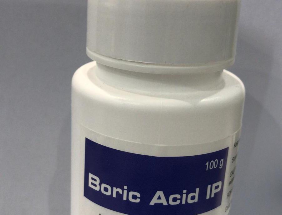 VILCOLAB BORIC ACID POWDER 100GM