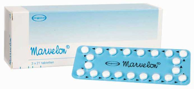 MARVELON TAB 21'S