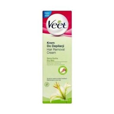 VEET HAIR REM.CR.-SHEA BUT&LILY 100ML