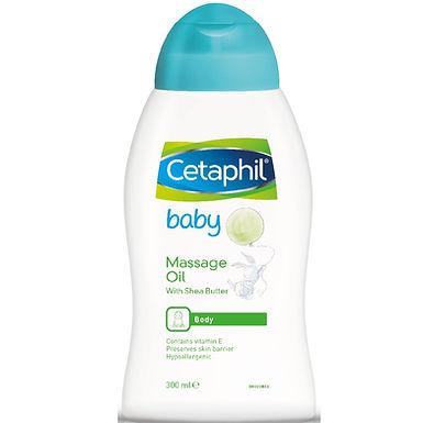 GALDERMA CETAPHIL BABY MASSAGE OIL 300ML