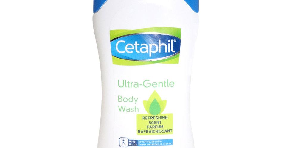 CETAPHIL ULTRA-GENTLE SOOTHING BODY WASH 500ML