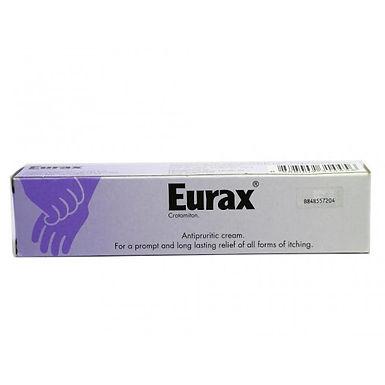 EURAX 10% CREAM 20G