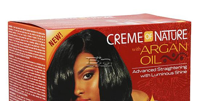 CREAM OF NUTURE ARGAN OIL REGULAR