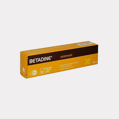 BETADINE CREAM 40GM