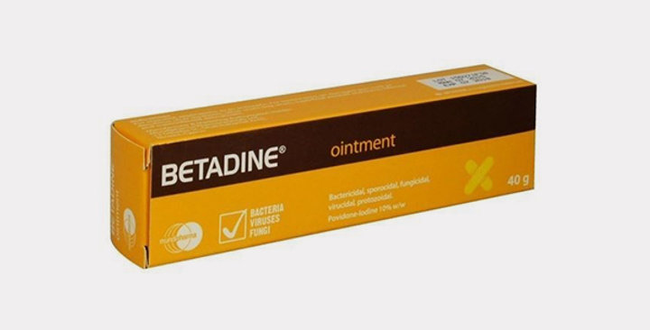 BETADINE CREAM 40GM