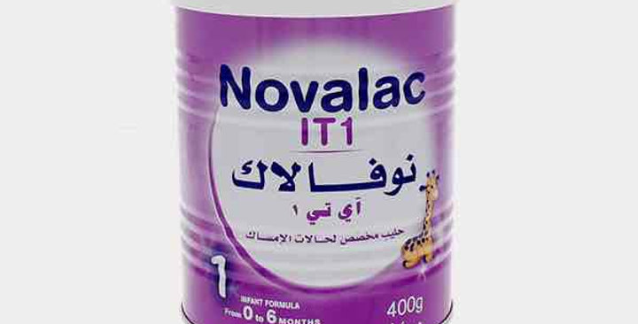 NOVALAC IT 1 MILK 400G