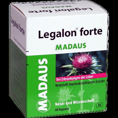 Legalon Forte 140 mg Capsules 100's